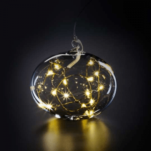 Weihnachtskugel - Light Ball L