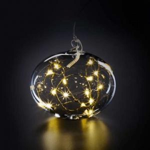 Weihnachtskugel - Light Ball L