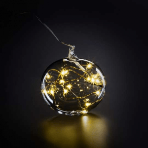 Weihnachtskugel - Light Ball M